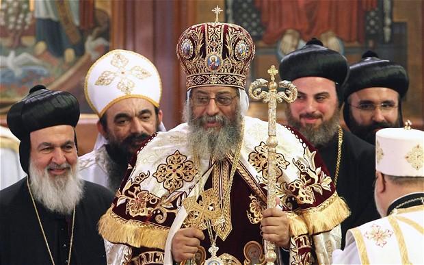 Znalezione obrazy dla zapytania koptyjski kościół prawosławny