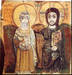 koptyjscy święci