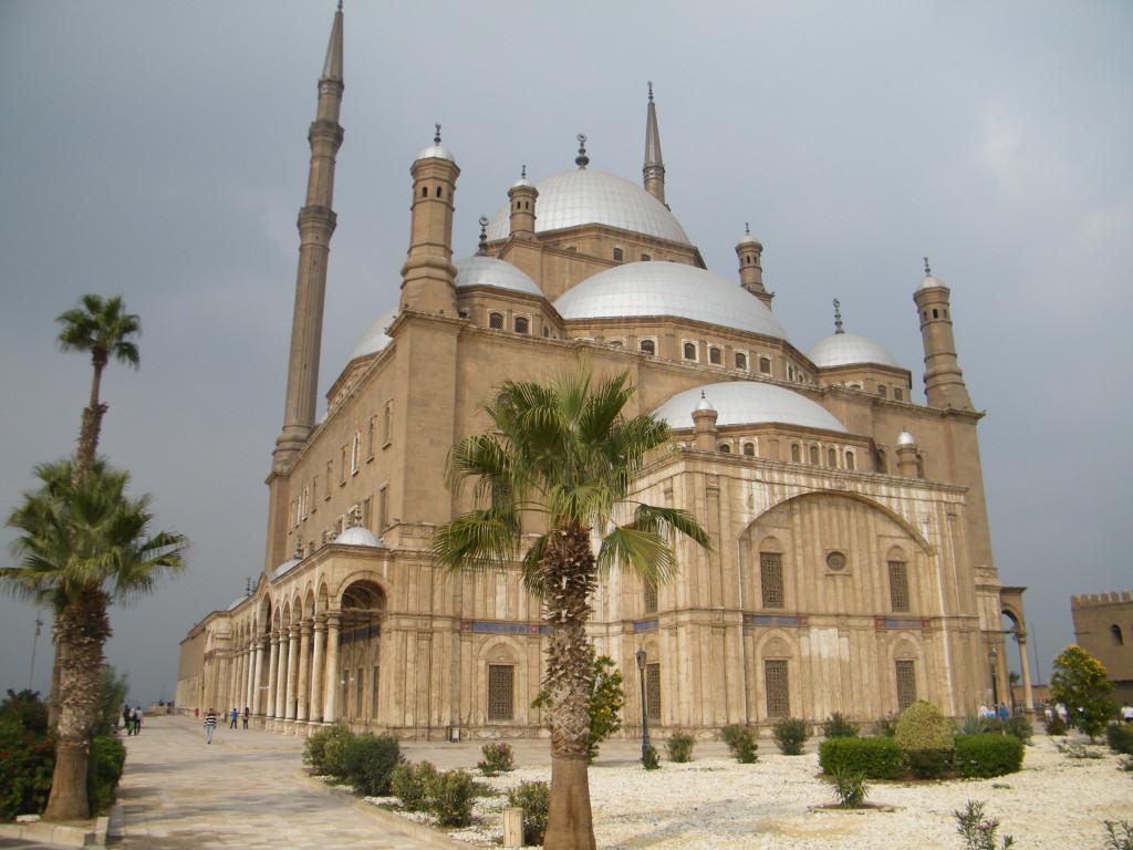 Meczet ufundowany przez Mohammada Alego na Cytadeli kairskiej. Fot. A. Drozd