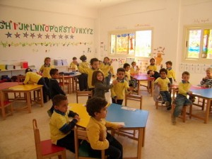 Nauczanie początkowe. Źródło: http://fatmaewa.blogspot.com/2009_12_01_archive.html