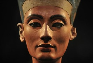 Królowa Nefretete. Źródło: www.egyptdailynwes.com