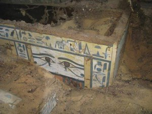 Egypt-Aswan-Coffin