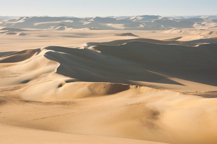 Pustnia Sahara, fot.