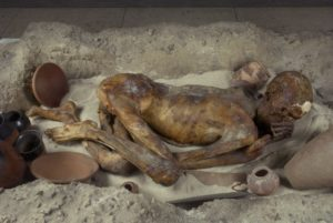 mumie z tatuażami